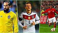Tercihlerini Farklı Ülkelerin Milli Takımlarından Yana Yapan 25 Türk Asıllı Futbolcu