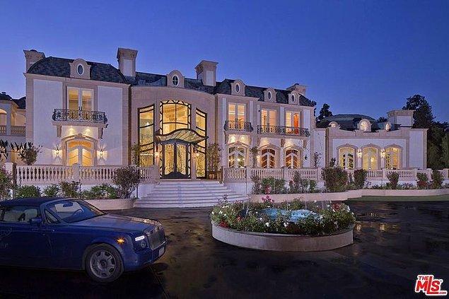 6. Beverly Hills Şatosu
