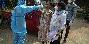Günlük Vaka Sayısı 200 Binin Üzerinde: Hindistan'da Sağlık Sistemi Çöktü, Rakamlara Halk İnanmıyor