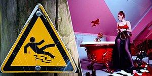 Kaza Geliyorum Demez! Duşta ya da Küvette Sevişmek İsteyenlere Tavsiyeler