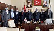 FETÖ'den Yargılanan Genel Müdür, Duruşmadan Önce AKP'li Elitaş'ı Meclis'te Ziyaret Etmiş