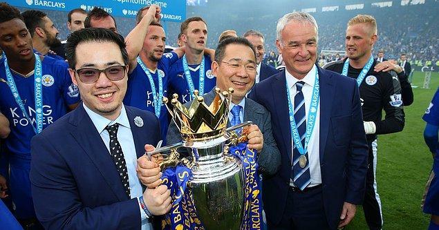 15. Srivaddhanaprabha ailesi Leicester City'nin sahibi. Kulübün sahibi Vichai Srivaddhanaprabh, 2018 yılında helikopter kazasında hayatını kaybetmişti.