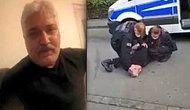 Almanya'da 'George Floyd' Vakası: Polis, Türk İş İnsanına Uyguladığı Şiddet Görüntülendi