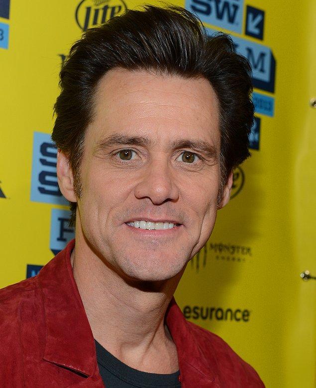 11. Jim Carrey