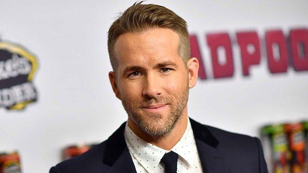 24. Ryan Reynolds