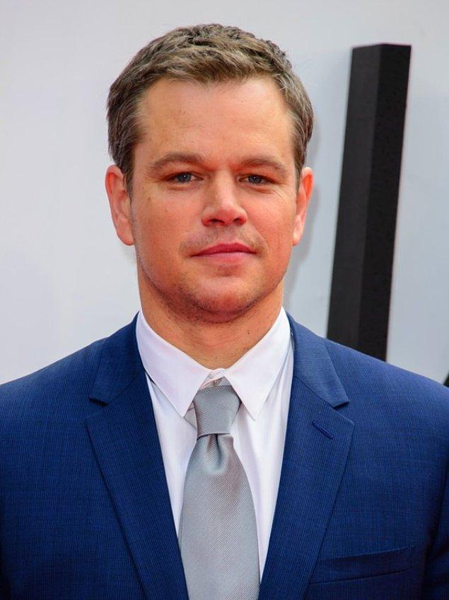 28. Matt Damon
