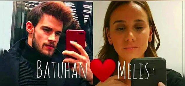 3. Survivor'da bu yıl kıyasıya mücadele veren Batuhan Karacakaya ve Melis Sezer arasında aşk yaşandığı iddia edildi.