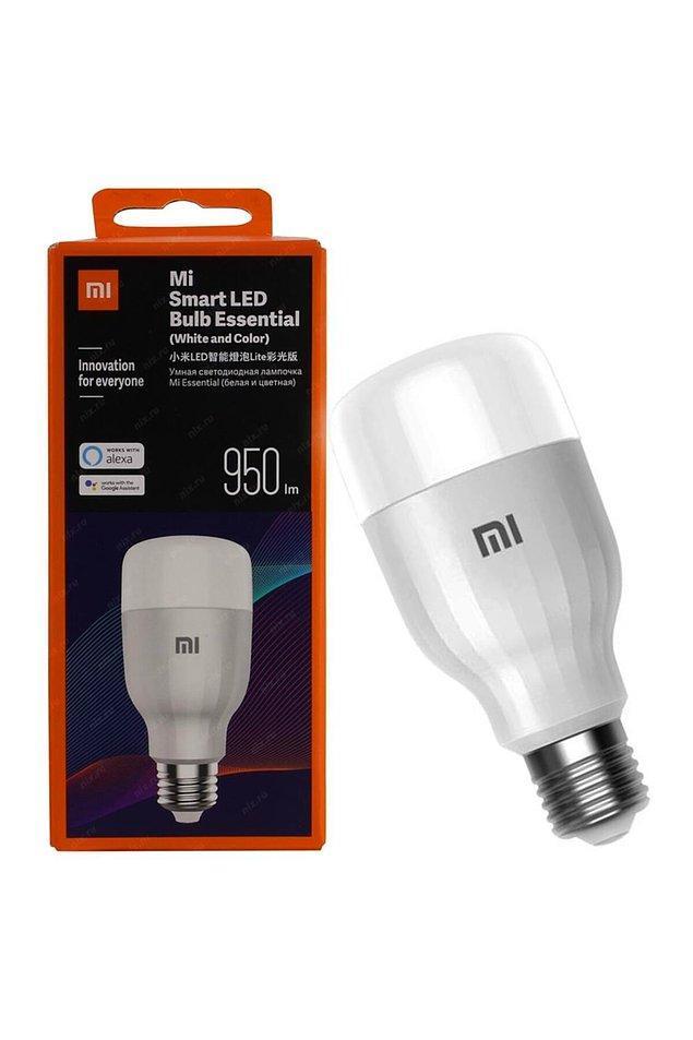 15. Xiaomi Mi Smart Bulb Lite Akıllı Led Ampul