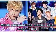 Çin'deki Bir Müzik Yarışmasında 'Mahsur Kalan' Rus Şarkıcı Üç Ay Sonra Esaretinden Kurtuldu!