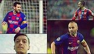 Adrese Teslim Paslar: UEFA Şampiyonlar Ligi'nde En Çok Asist Yapan 13 Oyuncu