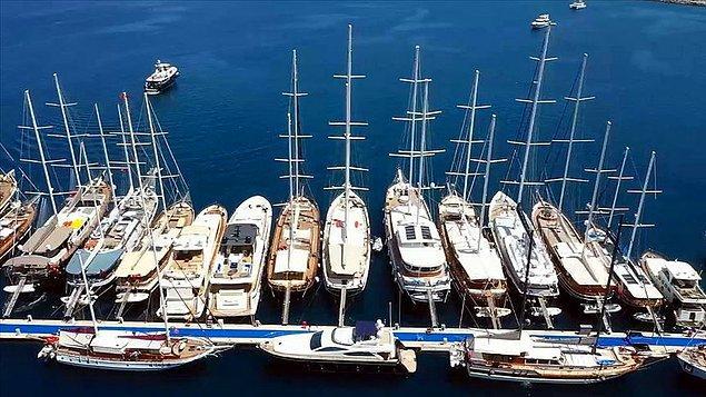 Charter tekneler düzenli seferlerini yapabilecek