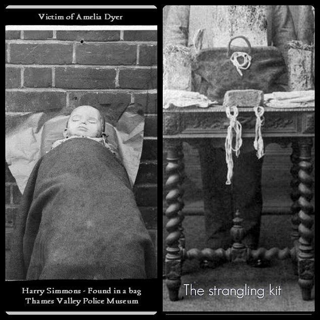 Hapisten çıkınca tekrardan bu işe giren ve daha büyük ilanlar veren Dyer, bu sefer işini sağlama aldı ve öldürdüğü bebekleri gömüyor ya da nehre atıyordu.