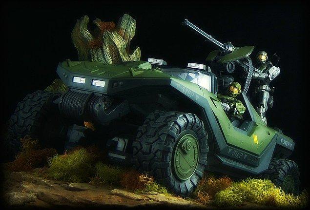Warthog - Halo