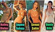 Hailey'den Şeyma'ya Şevval'den Danla'ya! Dünyaca Ünlü Marka Cult Gaia'nın Elbisesini Giymeyen Kalmadı