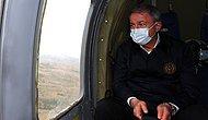 Bakan Akar Etkisiz Hale Getirilen Terörist Sayısını Açıkladı