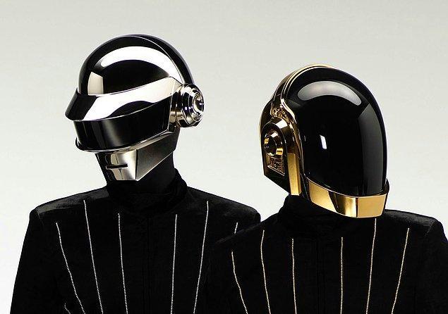 1. Daft Punk