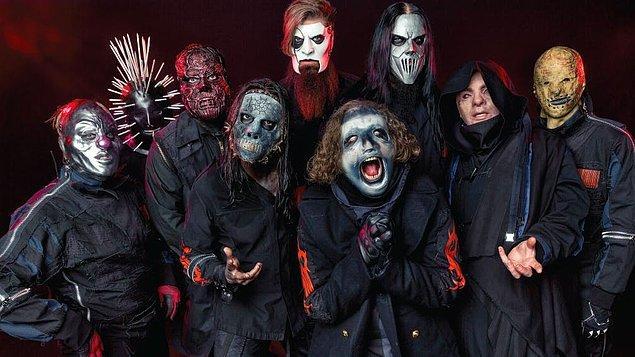 6. Slipknot