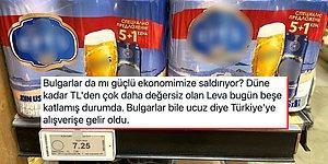 Biranın Üretildiği Türkiye'de 14 Liraya Bulgaristan'da ise 6 Liraya Satılması 'Biz Enayi miyiz?' Dedirtiyor