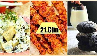Ramazan'ın 21. Günü İçin Hazırlayabileceğiniz İki Farklı İftar Menüsü Önerisi