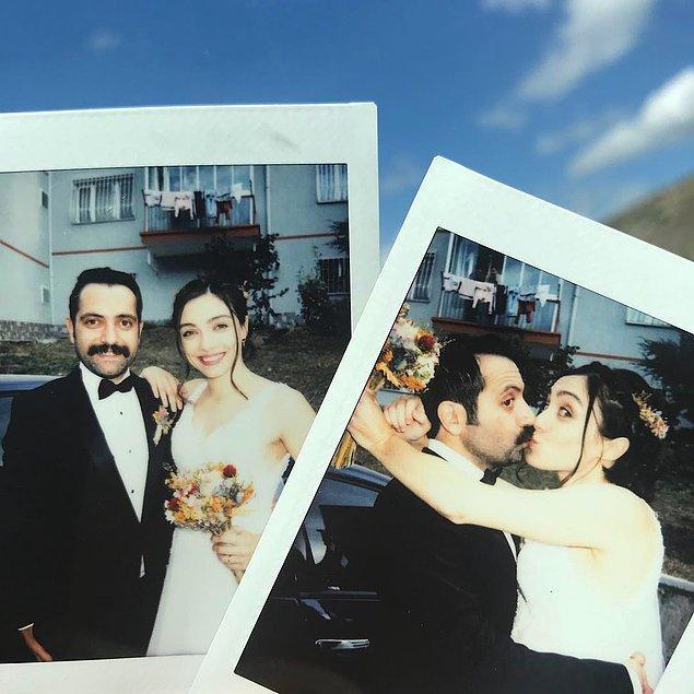 Hemen düğünden birkaç fotoğraf paylaşalım.