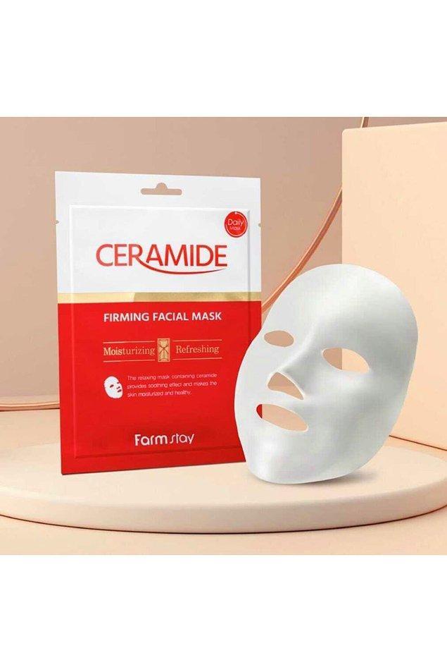 7. Bir Stanley Ipkiss olmasak da en azından kırışıklıklar için maske kullanabiliriz...