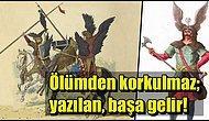 Görünüşleriyle Düşmana Korku Salan Osmanlı'nın Gözü Pek Kanatlı Süvarileri: Deliler