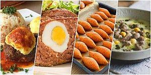Çocukluk Aşkımız Köfte ile Hazırlayabileceğiniz Birbirinden Güzel 12 Yemek Tarifi