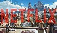 Vadi Koridorlarından Netflix Ekranlarına! League of Legends Animasyon Dizisi Arcane Netflix'te Yayınlanacak