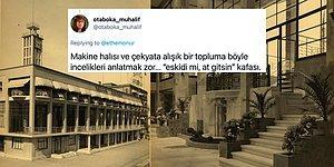 1940'ta İnşa Edilen ve Her Köşesi Sanat Kokan Karaköy Yolcu Salonu'na Bilin Ne Oldu? Tabii ki Yıktık!