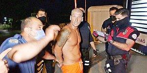 Antalya'da Aynı Turist Yine Gözaltına Alındı: Maske Takmayı Reddetti
