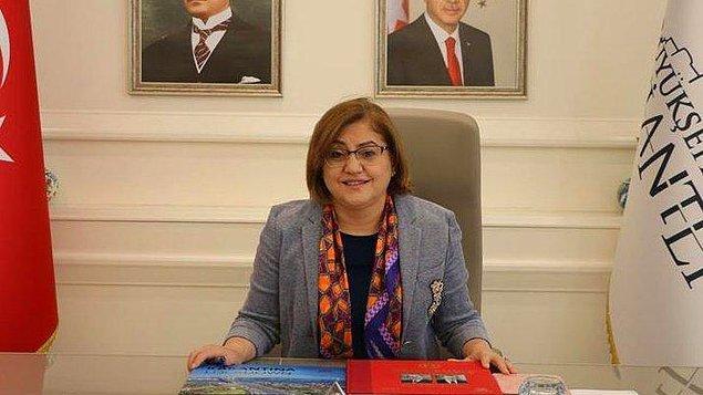 Fatma Şehin'e sordu