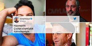Erdoğan'ın Danışmanı İsmail Cesur'dan Cem Yılmaz, Tarkan ve Athena Gökhan'ı Hedef Aldı