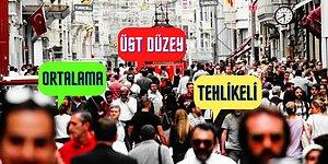 Türkiye'nin Yüzde Kaçlık Psikopatlık Dilimindesin?