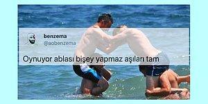 """Çavuşoğlu'nun """"Turistin Görebileceği Herkesi Aşılayacağız"""" Sözüne Dokundurarak Güldüren İkinci Sınıf Kişiler"""