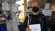 Bakkala Zarf İçinde 500 TL Bıraktı: 'Çocukken İzinsiz Aldığım Ürünlerin Ücreti'