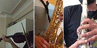 Akasya Durağı Sinan'ın Üçkâğıt Müziğini Farklı Enstrümanlar ile Çalan Muhteşem Yetenekli İnsanlar