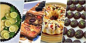 Instagram'daki Mutfaksever Kullanıcılardan Denenmiş Onaylanmış Birbirinden Güzel 12 Tatlı Tarifi