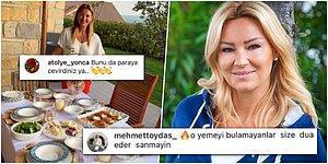 Yemek Masasını Paylaştığı İçin Linç Edilen Pınar Altuğ'un Gelen Ayarsız Yorumlara Verdiği Cevaplar Gündem Oldu