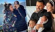 Instagramsız Bir Gün Bile Geçirmeyen Alişan-Buse Varol Çiftinin Aile Saadeti Pozları