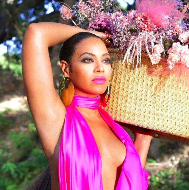 14. Beyoncé - Gözler