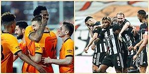 Derbide 349. Randevu! Galatasaray ve Beşiktaş'ın Lig Tarihindeki Mücadelesi ve İstatistikleri