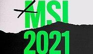 MSI 2021 2. Gün Basın Toplantısı Gillette Infinity ve fastPay Wildcats