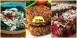 Ramazan'ın 27. Günü İçin Hazırlayabileceğiniz İki Farklı İftar Menüsü Önerisi