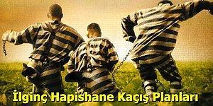 Firar Etmenin Cesaret İstediği Hapishanelerden Kaçan Mahkumların Birbirinden İlginç Kaçış Planları