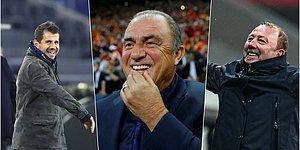 Hocaların Hocası! Fatih Terim'in Öğrencisiyken Bu Sezon Süper Lig'de Teknik Direktör Olan Kaç İsim Var?