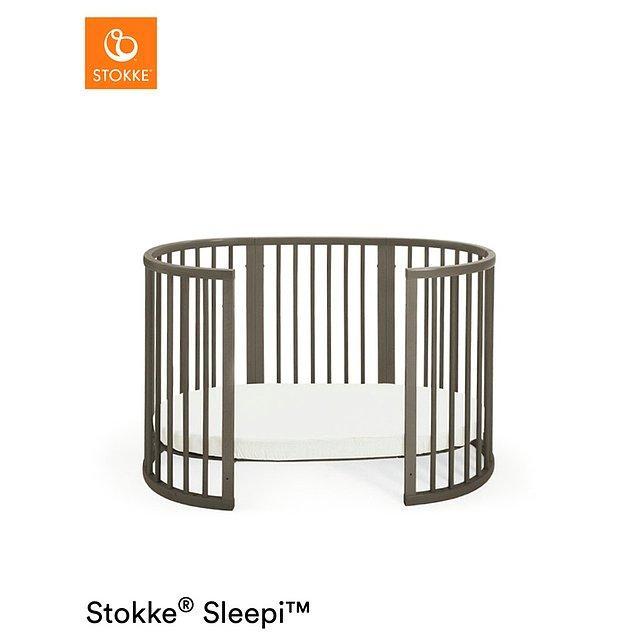 1. Bebeğinizin doğumundan itibaren güvenle kullanabileceğiniz, çocuğunuz ile büyüyen bir yatak.