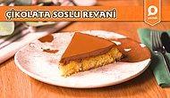 Revaniye Kendi Yorumumuzu Kattık! Çikolatalı Dolgulu Revani Tart Nasıl Yapılır?