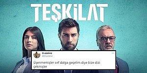 'Suriye'de Ne İşimiz Var?' Diyen Kılıçdaroğlu'na Cevap Veren TRT 1'in Teşkilat Dizisine Gelen Tepkiler