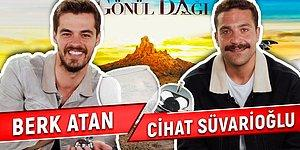 Berk Atan ve Cihat Süvarioğlu Sosyal Medyadan Gelen Soruları Yanıtlıyor !