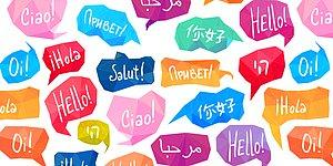 Sen Bir Dil Olsan Hangisi Olurdun?